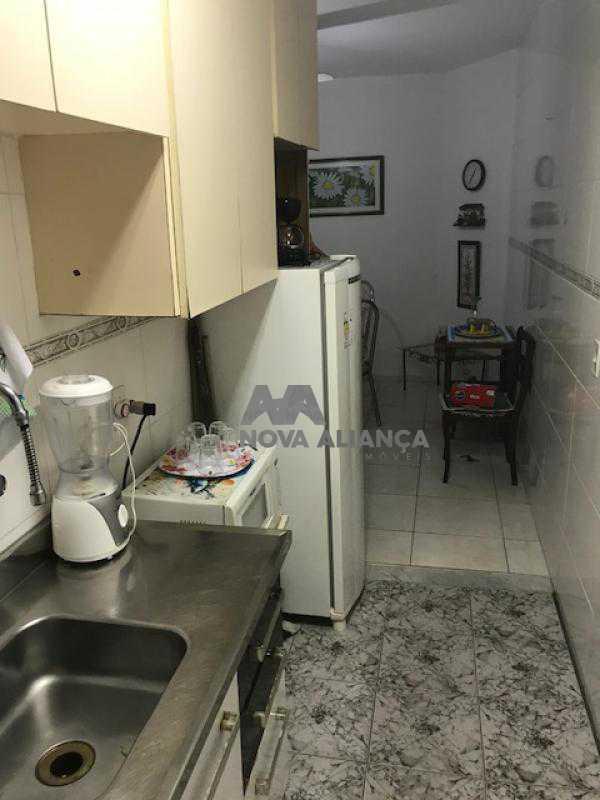 Cozinha5 - Flat à venda Rua Barata Ribeiro,Copacabana, Rio de Janeiro - R$ 693.000 - NCFL10042 - 21