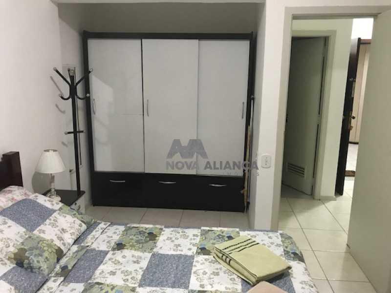 Quarto1C - Flat à venda Rua Barata Ribeiro,Copacabana, Rio de Janeiro - R$ 693.000 - NCFL10042 - 13