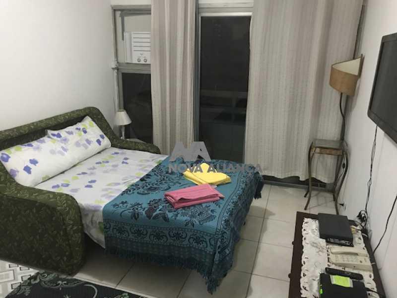 SalaQuarto1 - Flat à venda Rua Barata Ribeiro,Copacabana, Rio de Janeiro - R$ 693.000 - NCFL10042 - 10