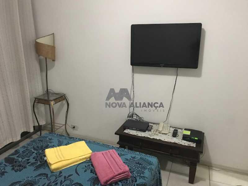SalaQuarto4 - Flat à venda Rua Barata Ribeiro,Copacabana, Rio de Janeiro - R$ 693.000 - NCFL10042 - 9