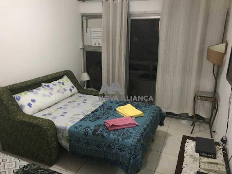 SalaQuarto5 - Flat à venda Rua Barata Ribeiro,Copacabana, Rio de Janeiro - R$ 693.000 - NCFL10042 - 8