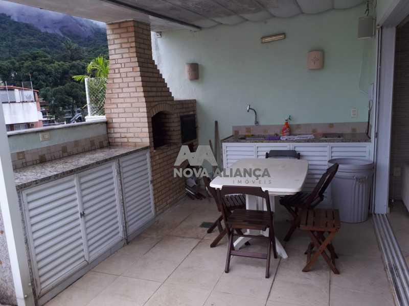 WhatsApp Image 2018-08-07 at 1 - Cobertura 3 quartos à venda Jardim Botânico, Rio de Janeiro - R$ 2.700.000 - NICO30102 - 1