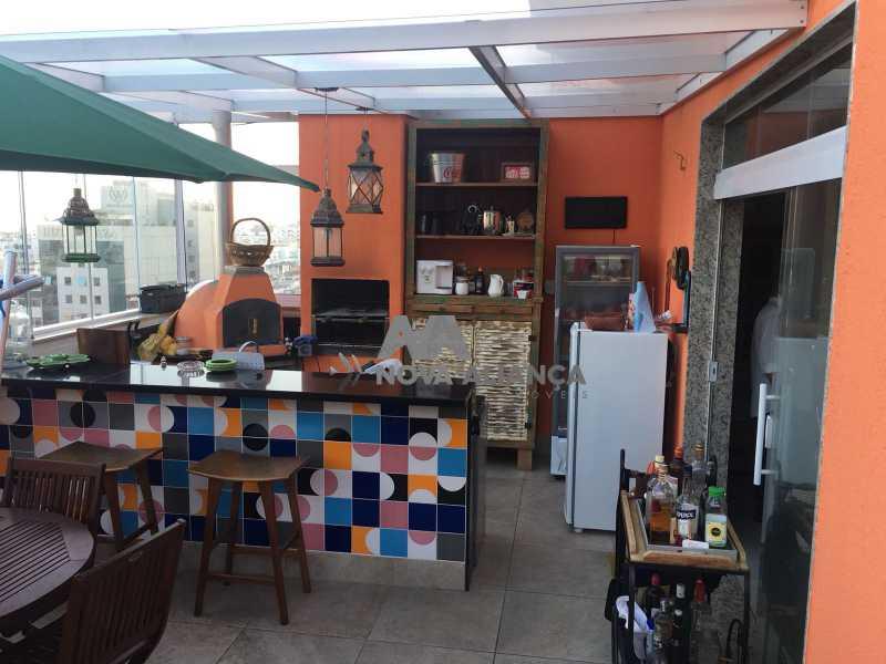 20 - Cobertura 3 quartos à venda Leme, Rio de Janeiro - R$ 2.650.000 - NCCO30058 - 21