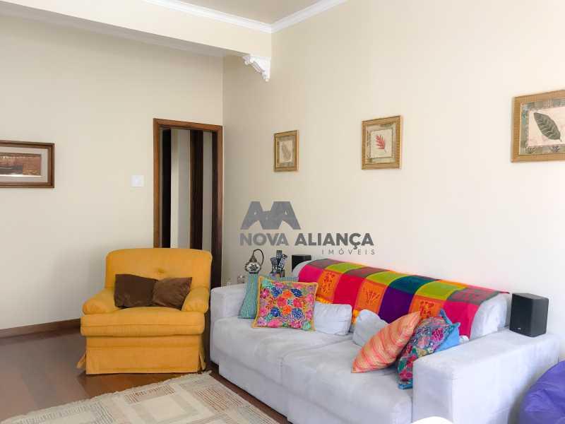 GAMI1517. - Apartamento à venda Rua Benjamim Constant,Glória, Rio de Janeiro - R$ 650.000 - NBAP31339 - 1