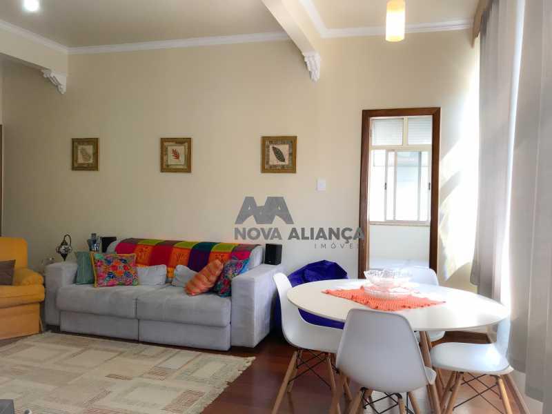 MAHH6220. - Apartamento à venda Rua Benjamim Constant,Glória, Rio de Janeiro - R$ 650.000 - NBAP31339 - 5
