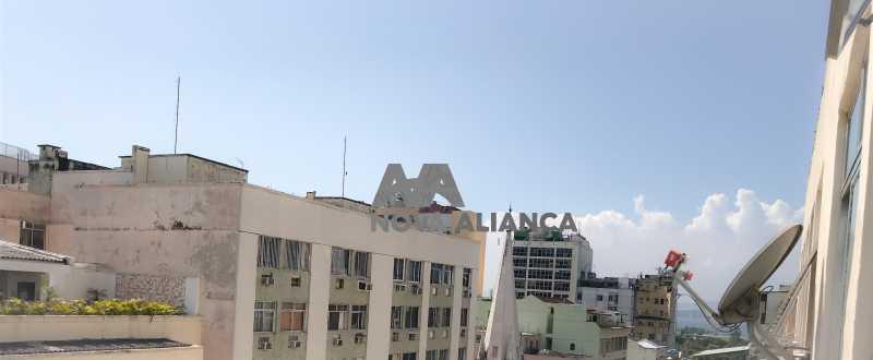 QGVW9396. - Apartamento à venda Rua Benjamim Constant,Glória, Rio de Janeiro - R$ 650.000 - NBAP31339 - 24