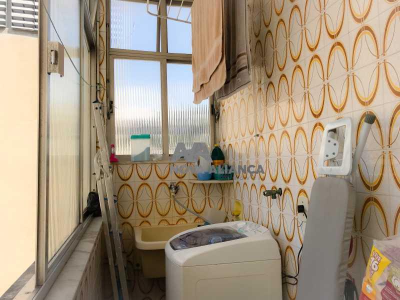 QVGZ5506. - Apartamento à venda Rua Benjamim Constant,Glória, Rio de Janeiro - R$ 650.000 - NBAP31339 - 29