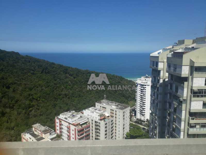 3 - Cobertura à venda Estrada da Gávea,São Conrado, Rio de Janeiro - R$ 3.197.000 - NICO40082 - 4