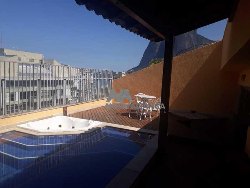 5 - Cobertura à venda Estrada da Gávea,São Conrado, Rio de Janeiro - R$ 3.197.000 - NICO40082 - 6