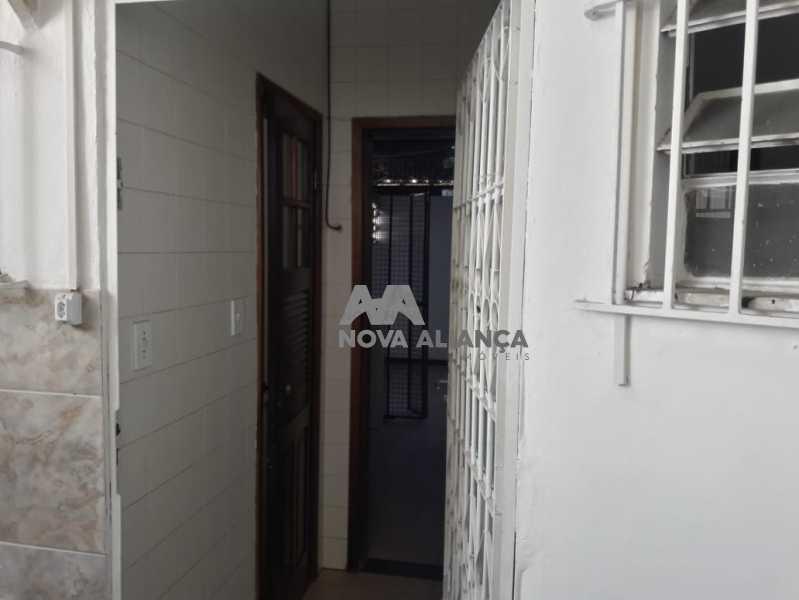 área de serviço - Apartamento à venda Rua Marechal Jofre,Grajaú, Rio de Janeiro - R$ 380.000 - NTAP20794 - 20