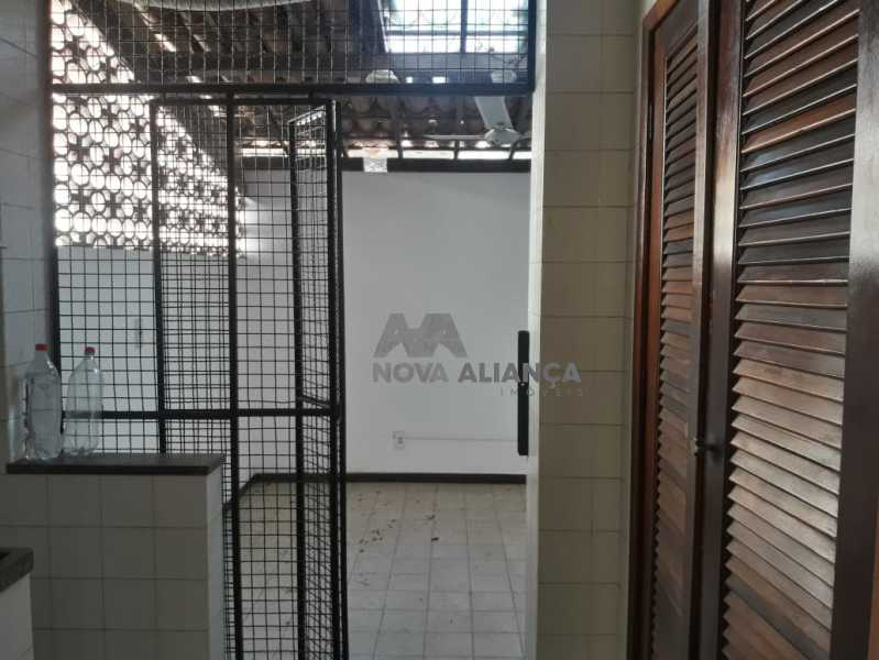 área externa - Apartamento à venda Rua Marechal Jofre,Grajaú, Rio de Janeiro - R$ 380.000 - NTAP20794 - 21