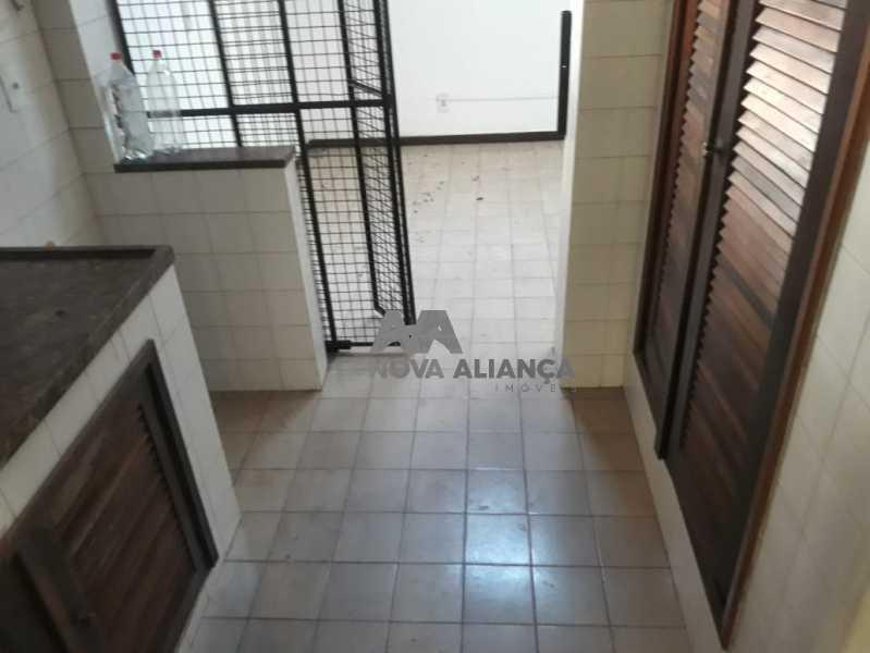 cozinha  - Apartamento à venda Rua Marechal Jofre,Grajaú, Rio de Janeiro - R$ 380.000 - NTAP20794 - 17