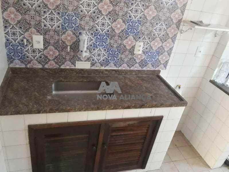 cozinha - Apartamento à venda Rua Marechal Jofre,Grajaú, Rio de Janeiro - R$ 380.000 - NTAP20794 - 18