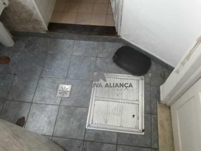 pisos/área deserviço - Apartamento à venda Rua Marechal Jofre,Grajaú, Rio de Janeiro - R$ 380.000 - NTAP20794 - 24