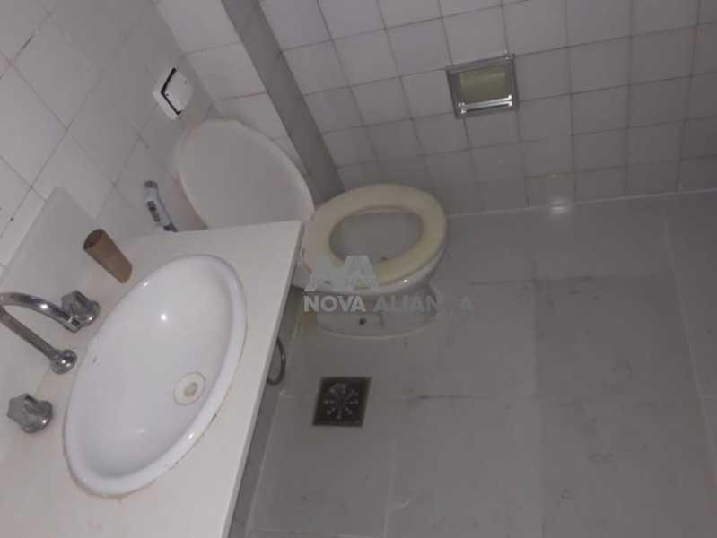 banheiro social - Apartamento à venda Rua Marechal Jofre,Grajaú, Rio de Janeiro - R$ 380.000 - NTAP20794 - 15