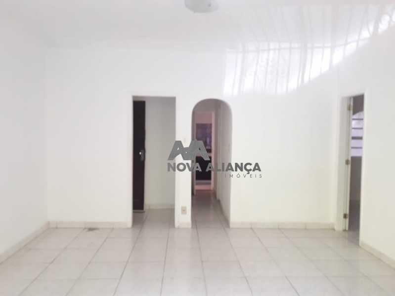 Sala/ vista quartos - Apartamento à venda Rua Marechal Jofre,Grajaú, Rio de Janeiro - R$ 380.000 - NTAP20794 - 5