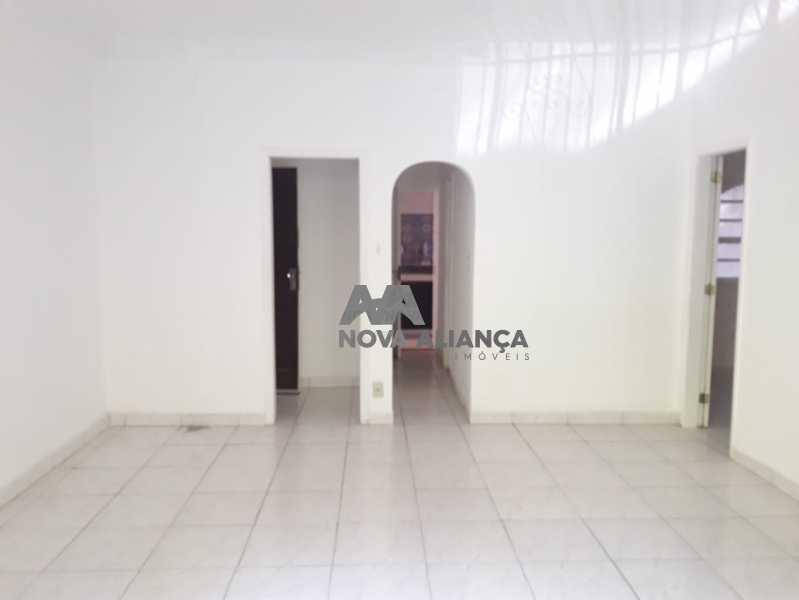 Sala/ vista quartos - Apartamento à venda Rua Marechal Jofre,Grajaú, Rio de Janeiro - R$ 380.000 - NTAP20794 - 3