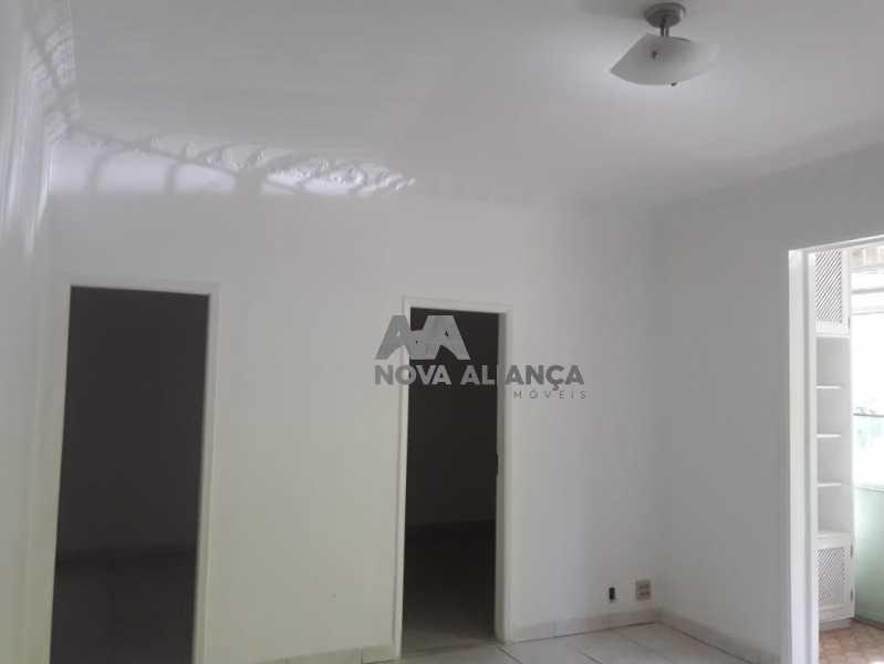 Vista para os quartos - Apartamento à venda Rua Marechal Jofre,Grajaú, Rio de Janeiro - R$ 380.000 - NTAP20794 - 9