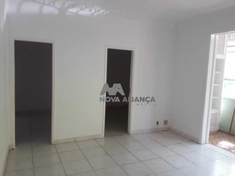 Sala - Apartamento à venda Rua Marechal Jofre,Grajaú, Rio de Janeiro - R$ 380.000 - NTAP20794 - 4