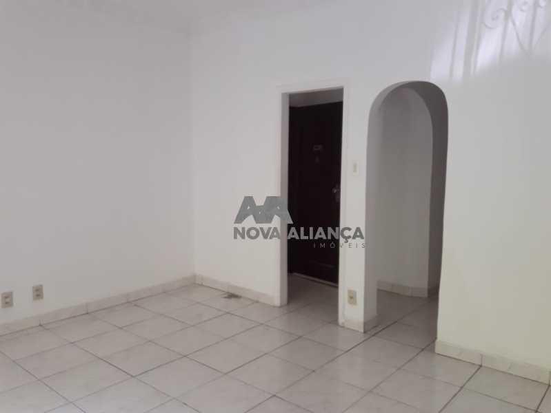 Sala/ vista quartos - Apartamento à venda Rua Marechal Jofre,Grajaú, Rio de Janeiro - R$ 380.000 - NTAP20794 - 6