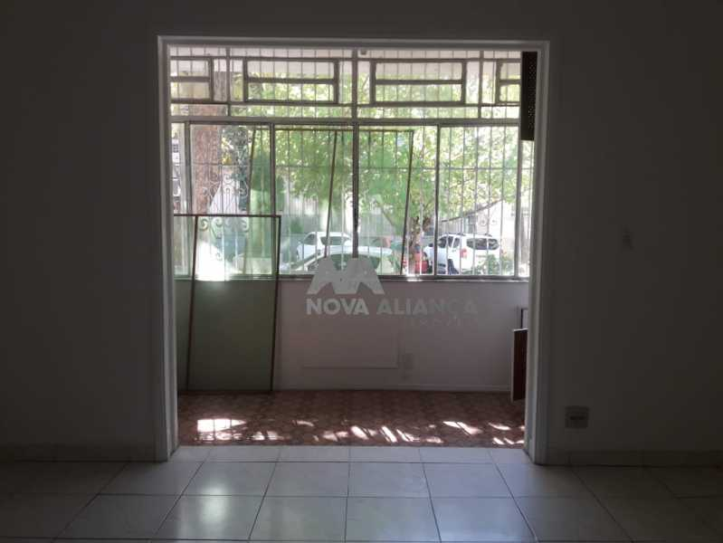 Sala/ Vista Rua - Apartamento à venda Rua Marechal Jofre,Grajaú, Rio de Janeiro - R$ 380.000 - NTAP20794 - 7