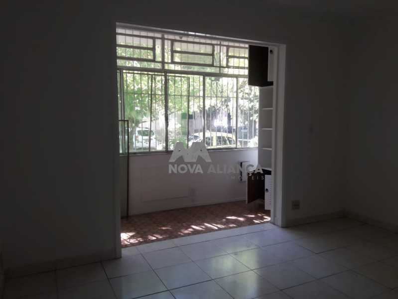 Sala/ Vista Rua - Apartamento à venda Rua Marechal Jofre,Grajaú, Rio de Janeiro - R$ 380.000 - NTAP20794 - 1