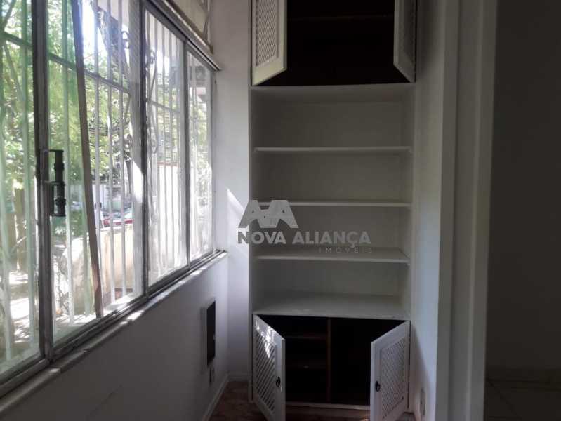armários - Apartamento à venda Rua Marechal Jofre,Grajaú, Rio de Janeiro - R$ 380.000 - NTAP20794 - 8