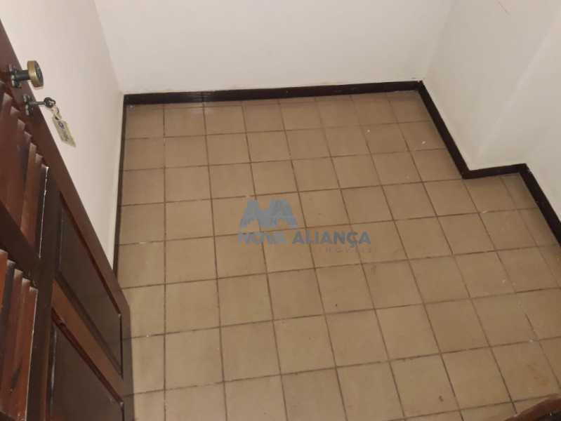 Quarto de empregada - Apartamento à venda Rua Marechal Jofre,Grajaú, Rio de Janeiro - R$ 380.000 - NTAP20794 - 26