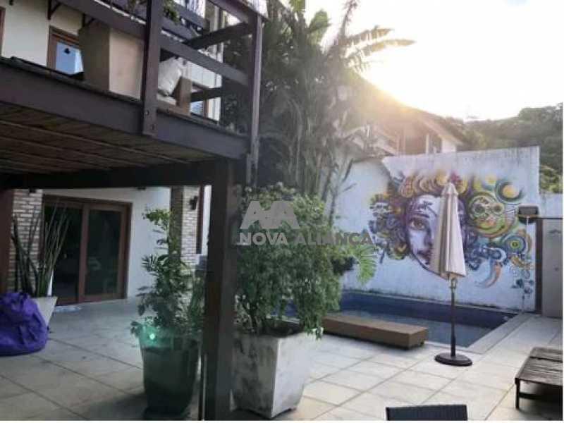 5 - Casa 5 quartos à venda Glória, Rio de Janeiro - R$ 1.900.000 - NFCA50031 - 6