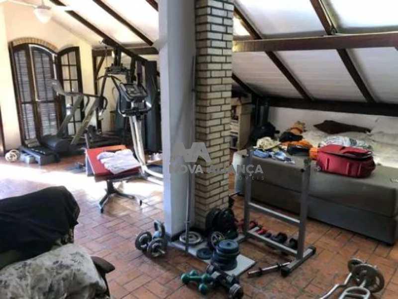 8 - Casa 5 quartos à venda Glória, Rio de Janeiro - R$ 1.900.000 - NFCA50031 - 9