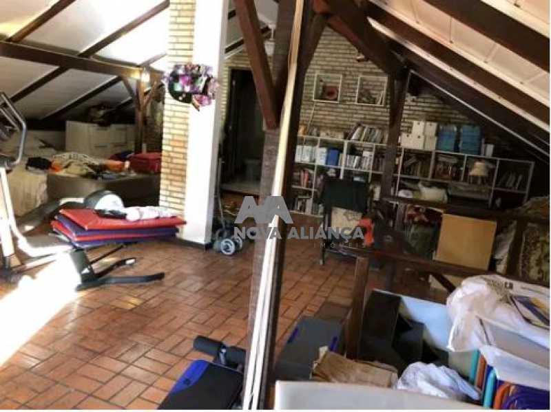19 - Casa 5 quartos à venda Glória, Rio de Janeiro - R$ 1.900.000 - NFCA50031 - 20