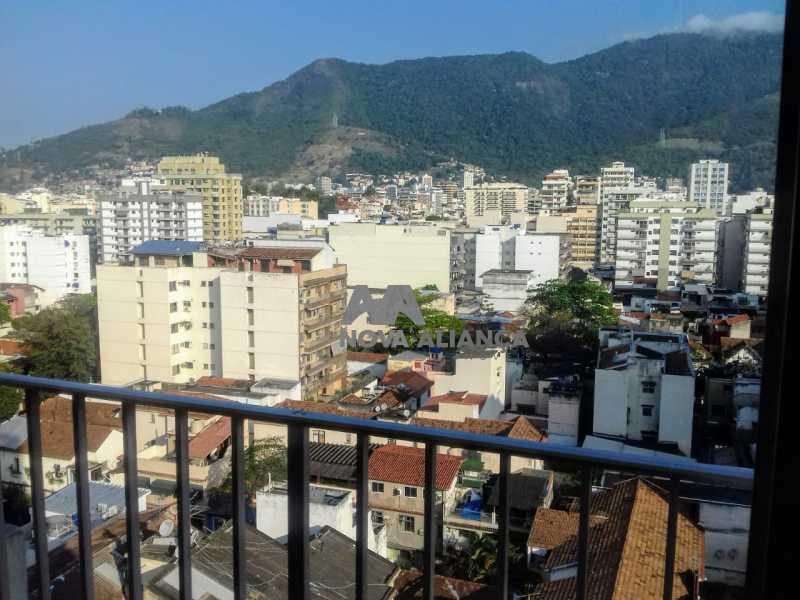 2 QUARTOS - TIJUCA  - Apartamento à venda Rua Uruguai,Andaraí, Rio de Janeiro - R$ 570.000 - NBAP21596 - 1