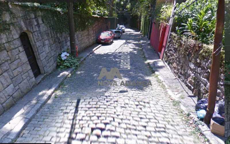 Ladeira2 - Terreno Multifamiliar à venda Ladeira do Ascurra,Cosme Velho, Rio de Janeiro - R$ 4.000.000 - NIMF00003 - 3