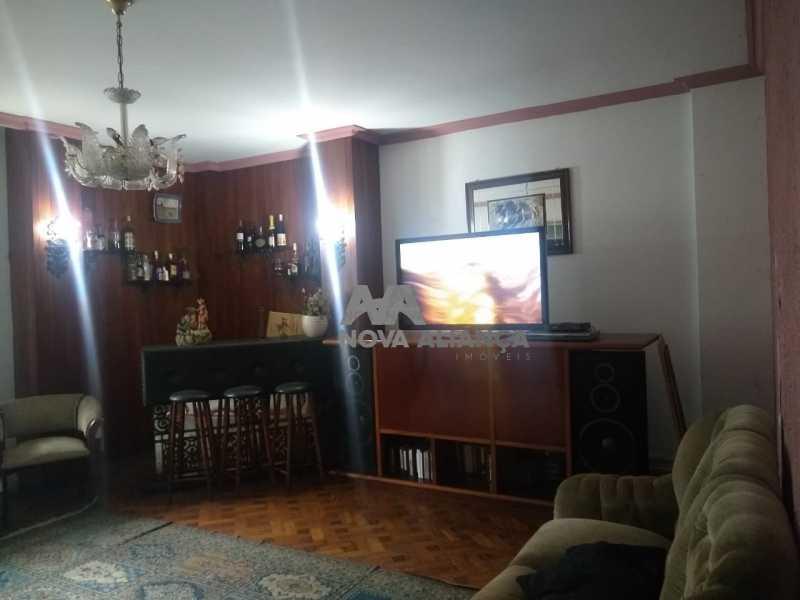 sala de esta1. - Apartamento à venda Praia de Botafogo,Botafogo, Rio de Janeiro - R$ 1.500.000 - NBAP31402 - 6