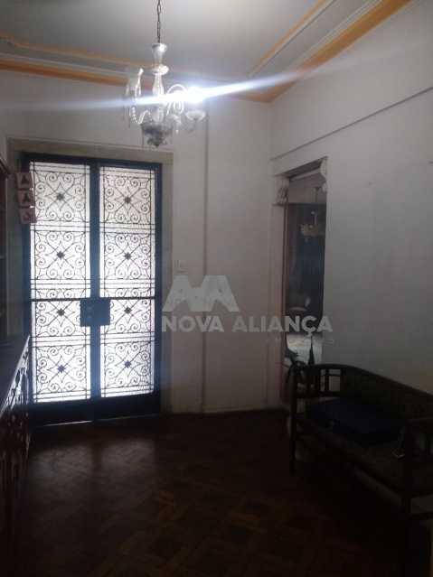Living. - Apartamento à venda Praia de Botafogo,Botafogo, Rio de Janeiro - R$ 1.500.000 - NBAP31402 - 7