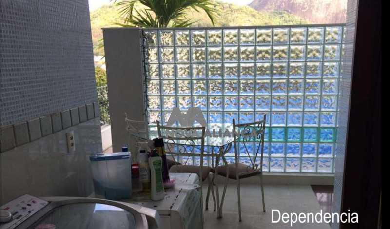 WhatsApp Image 2018-10-16 at 1 - Casa em Condomínio 4 quartos à venda Jardim Botânico, Rio de Janeiro - R$ 8.300.000 - NBCN40009 - 19