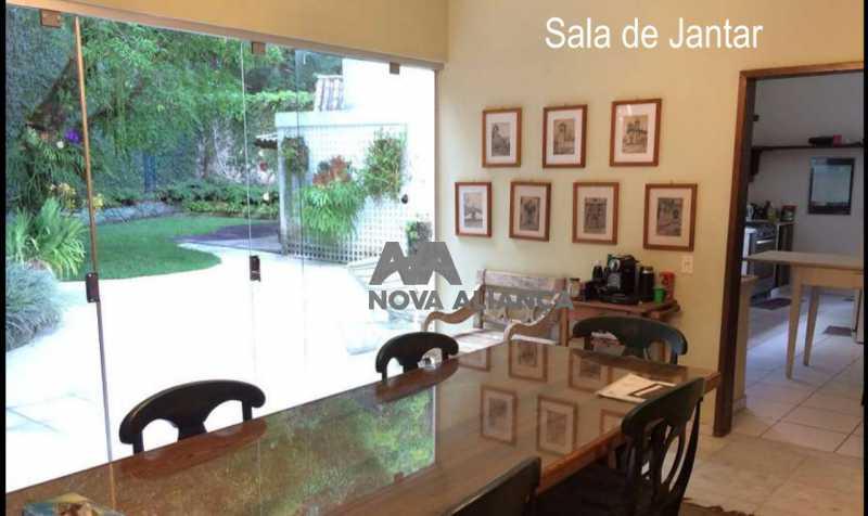 WhatsApp Image 2018-10-16 at 1 - Casa em Condomínio 4 quartos à venda Jardim Botânico, Rio de Janeiro - R$ 8.300.000 - NBCN40009 - 1