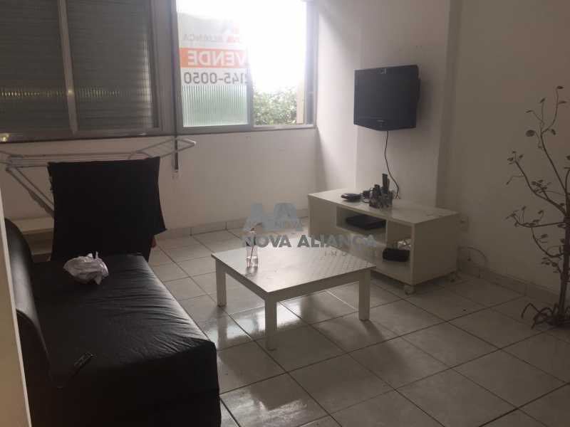 ceb0f167-999d-4731-9c3a-1793fe - Apartamento à venda Rua Conde Lages,Glória, Rio de Janeiro - R$ 250.000 - NBAP10700 - 1