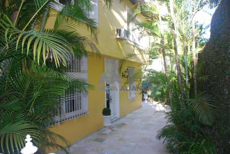 WhatsApp Image 2018-10-18 at 1 - Casa à venda Rua Lópes Quintas,Jardim Botânico, Rio de Janeiro - R$ 6.399.000 - NICA50018 - 1