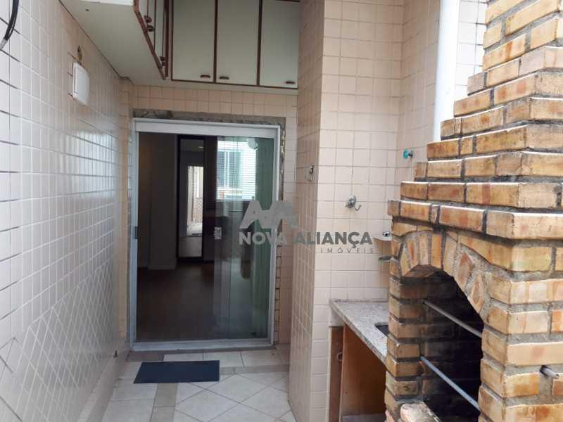 14. - Cobertura à venda Rua Antônio Basílio,Tijuca, Rio de Janeiro - R$ 770.000 - NICO30135 - 1
