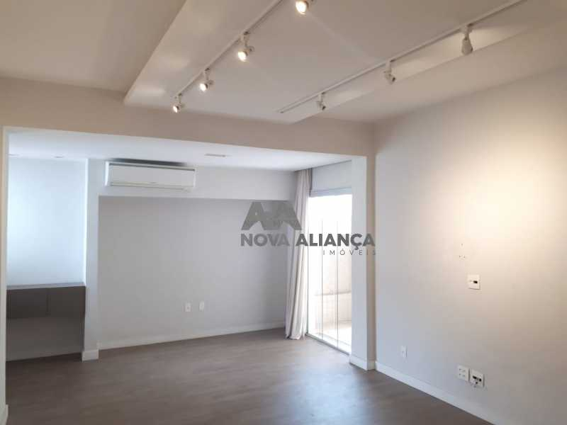 1. - Cobertura à venda Rua Antônio Basílio,Tijuca, Rio de Janeiro - R$ 770.000 - NICO30135 - 5