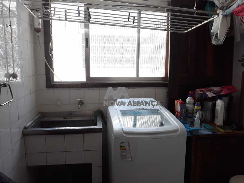 10 - Apartamento à venda Rua Pereira de Almeida,Praça da Bandeira, Rio de Janeiro - R$ 250.000 - NTAP20840 - 11