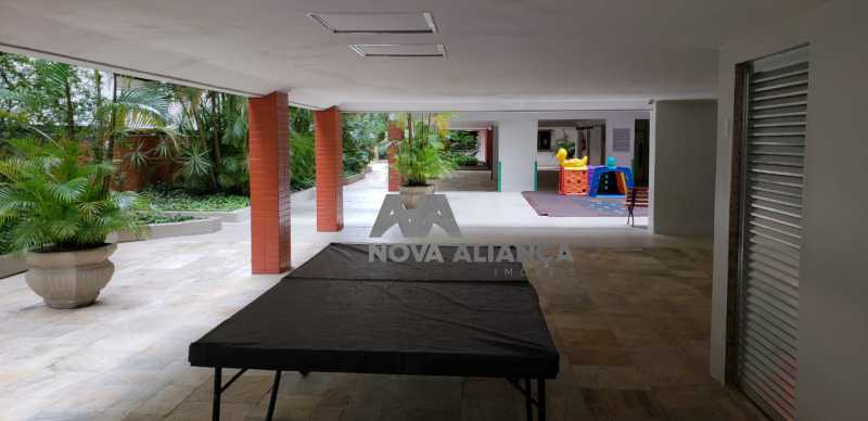 jogos3 - Cobertura à venda Rua Vice-Governador Rúbens Berardo,Gávea, Rio de Janeiro - R$ 3.300.000 - NICO30106 - 16