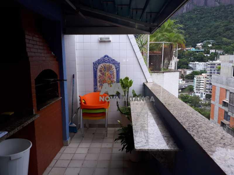 WhatsApp Image 2018-10-29 at 1 - Cobertura à venda Rua Fonte Da Saudade,Lagoa, Rio de Janeiro - R$ 2.900.000 - NICO30107 - 17
