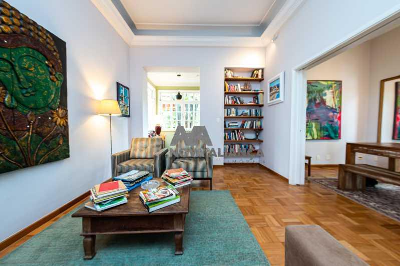 3 - Casa à venda Rua Aarão Reis,Santa Teresa, Rio de Janeiro - R$ 2.200.000 - NFCA40032 - 4