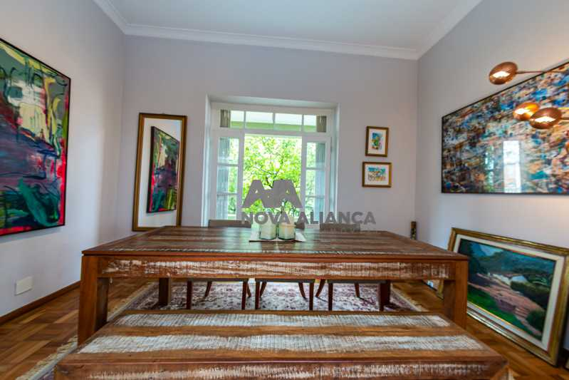 5 - Casa à venda Rua Aarão Reis,Santa Teresa, Rio de Janeiro - R$ 2.200.000 - NFCA40032 - 6