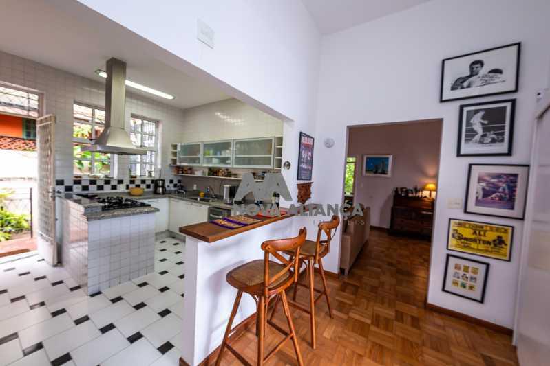 6 - Casa à venda Rua Aarão Reis,Santa Teresa, Rio de Janeiro - R$ 2.200.000 - NFCA40032 - 8