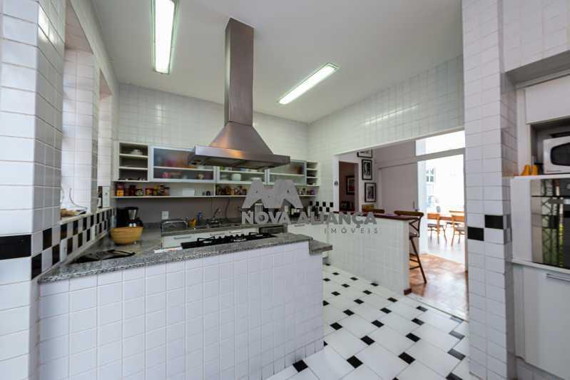8 - Casa à venda Rua Aarão Reis,Santa Teresa, Rio de Janeiro - R$ 2.200.000 - NFCA40032 - 9