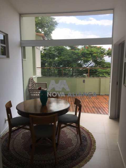 9 - Casa à venda Rua Aarão Reis,Santa Teresa, Rio de Janeiro - R$ 2.200.000 - NFCA40032 - 11