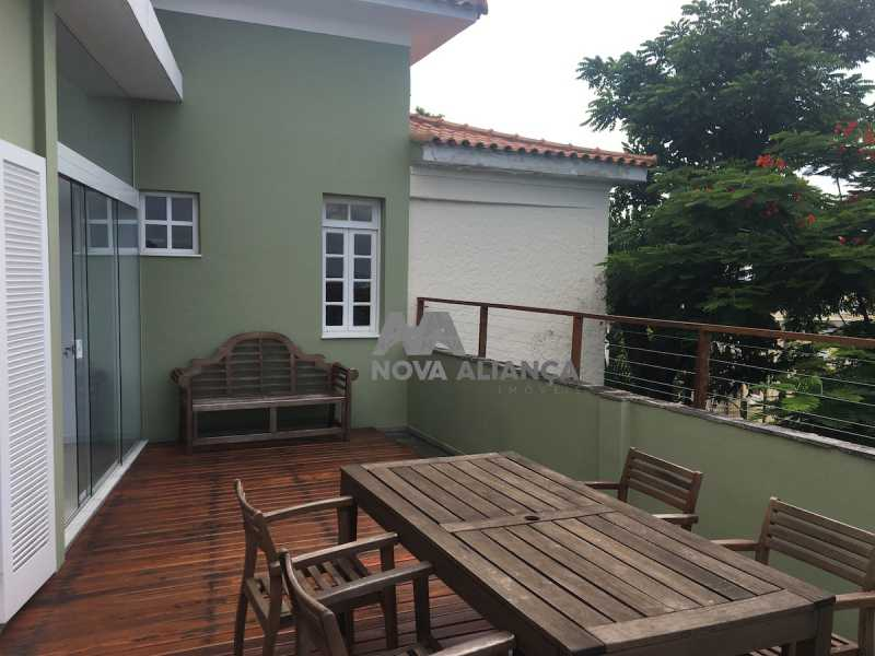 10 - Casa à venda Rua Aarão Reis,Santa Teresa, Rio de Janeiro - R$ 2.200.000 - NFCA40032 - 12